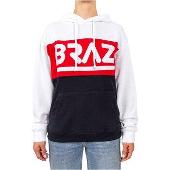 Vêtements Femme Sweats Braz 120974TSH Blanc