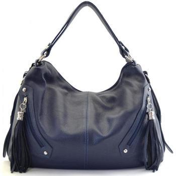 Sacs Femme Sacs porté épaule Oh My Bag ARIZONA Bleu foncé