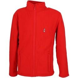 Vêtements Homme Polaires Aulp Visol rouge polaire Rouge