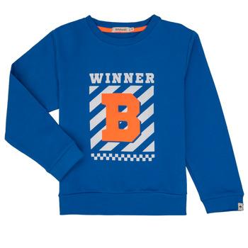 Vêtements Garçon Sweats Billieblush / Billybandit NAVALI Bleu