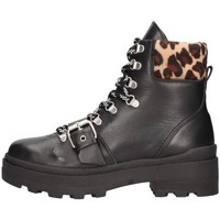 Chaussures Femme Bottines Janet Sport 44864 Noir