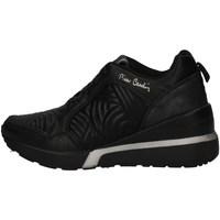 Chaussures Femme Baskets basses Pierre Cardin PC952 NOIR