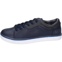 Chaussures Homme Baskets basses Armata Di Mare sneakers cuir synthétique bleu