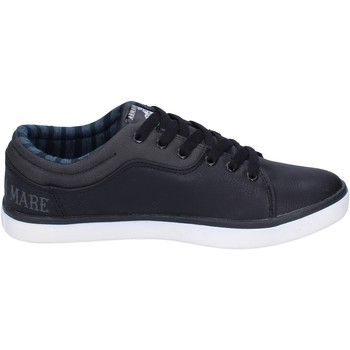 Chaussures Homme Baskets basses Armata Di Mare sneakers cuir synthétique noir