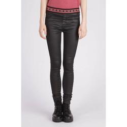 Vêtements Femme Jeans skinny Kaporal SABLE STAR BLACK Noir
