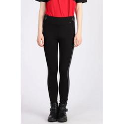 Vêtements Femme Chinos / Carrots Kaporal XORU BLACK Noir