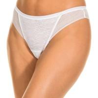 Sous-vêtements Femme Culottes & slips Janira Braguita Magic Band de Blanc