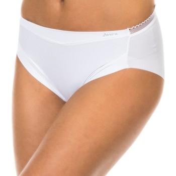 Sous-vêtements Femme Culottes & slips Janira Braguita Best Comfort Blanc