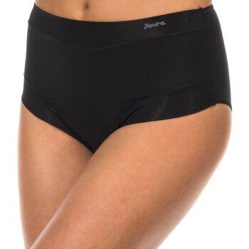 Sous-vêtements Femme Culottes & slips Janira Braguita Micro fibre Noir