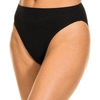 Sous-vêtements Femme Culottes & slips Janira Suprême  Braguita Noir