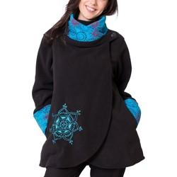 Vêtements Femme Manteaux Coton Du Monde Hudson Noir