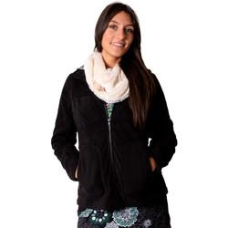 Vêtements Femme Vestes Coton Du Monde Kansas Noir