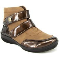 Chaussures Femme Bottines Arcopedico CHARLENE TAUPE Botín