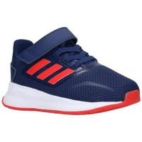 Chaussures Garçon Baskets basses adidas Originals EG2226 DRAK BLUE Niño Azul marino bleu