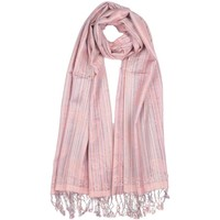 Accessoires textile Femme Echarpes / Etoles / Foulards Léon Montane Grand Chale Pashmina Femme Foulard Rose Hiver Fashion Kupwa Rose