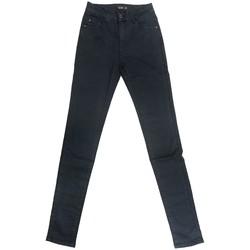 Vêtements Femme Jeans slim By La Vitrine Jeans bleu foncé RW826 Bleu