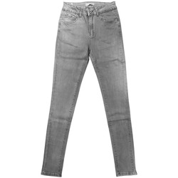 Vêtements Femme Jeans slim By La Vitrine jeans gris RW868 Gris