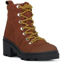 Chaussures Femme Boots Elvio Zanon NABOUK Nero