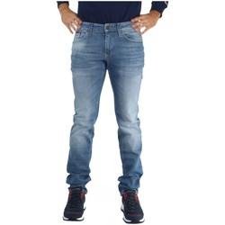 Vêtements Homme Jeans slim Tommy Jeans Jean  ref_47510 Jean Bleu