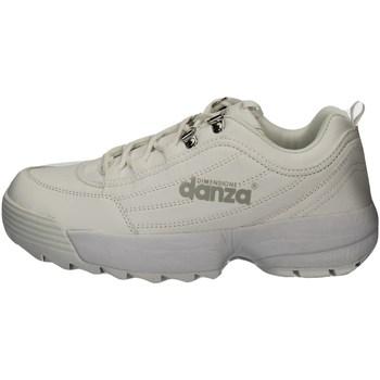 Chaussures Femme Baskets basses Dimensione Danza FREDA BLANC