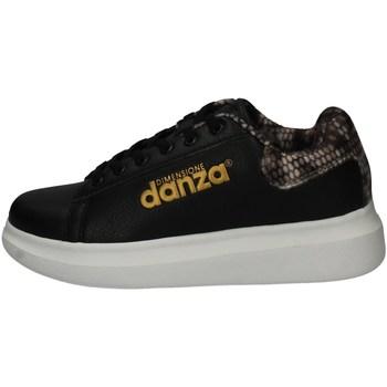 Chaussures Femme Baskets basses Dimensione Danza MISTY NOIR