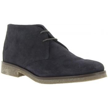 Chaussures Homme Boots 24 Hrs 24 Hrs mod.21596 Bleu