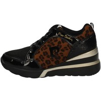 Chaussures Femme Baskets basses Pierre Cardin PC953 NOIR