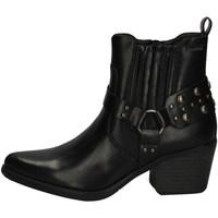 Chaussures Femme Bottines El Charro 0961NX NOIR