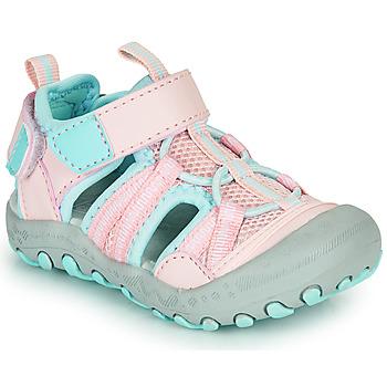 Chaussures Fille Sandales sport Gioseppo TONALA Rose