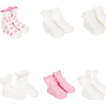 Accessoires Enfant Chaussettes de sport Le Petit Garçon Pack-6 Chaussettes Multicolore