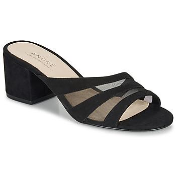 Chaussures Femme Derbies André JODY Noir