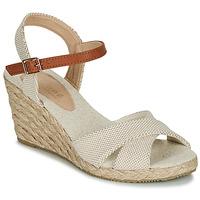 Chaussures Femme Sandales et Nu-pieds André PAULETTA Beige
