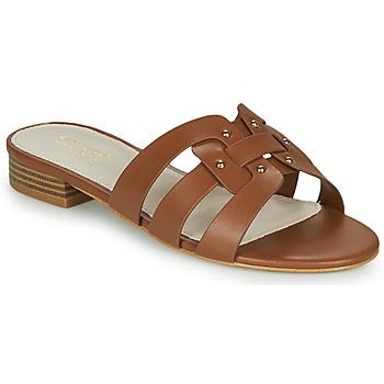 Chaussures Femme Sandales et Nu-pieds André PERPETUA Marron