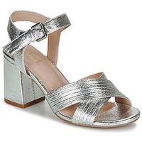 Chaussures Femme Sandales et Nu-pieds André JACYNTH Argenté