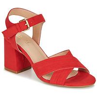 Chaussures Femme Sandales et Nu-pieds André JACYNTH Rouge