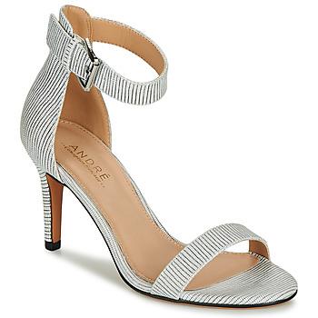 Chaussures Femme Sandales et Nu-pieds André MATHILDA Bleu