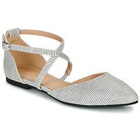 Chaussures Femme Ballerines / babies André MARTHA Bleu