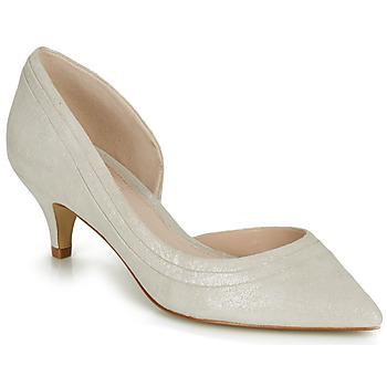 Chaussures Femme Escarpins André JACLYN Argenté