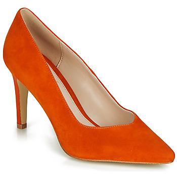 Chaussures Femme Escarpins André BETH Orange