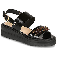 Chaussures Femme Sandales et Nu-pieds André ESPERANZA Noir