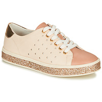 Chaussures Femme Baskets basses André PENNY Rose