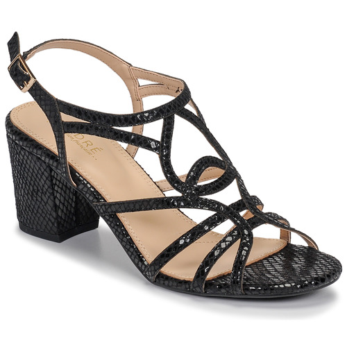 Chaussures Femme Sandales et Nu-pieds André JUDITH Noir