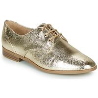 Chaussures Femme Derbies André JODIE Doré