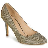 Chaussures Femme Escarpins André JENIF Doré