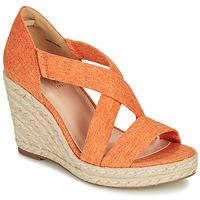 Chaussures Femme Escarpins André PERMELIA Orange