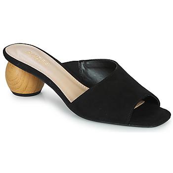 Chaussures Femme Sandales et Nu-pieds André JUSTINE Noir