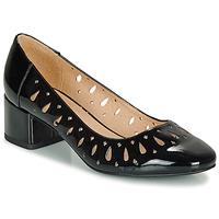 Chaussures Femme Ballerines / babies André JOZEFA NOIR VERNIS