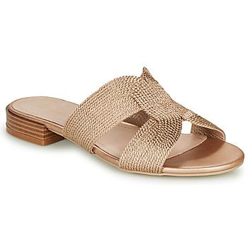 Chaussures Femme Sandales et Nu-pieds André PHYLLIS Doré