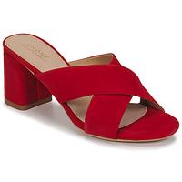 Chaussures Femme Sandales et Nu-pieds André JULITTA Rouge