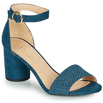 Chaussures Femme Sandales et Nu-pieds André MILENA Marine